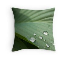 Lifeblood Throw Pillow