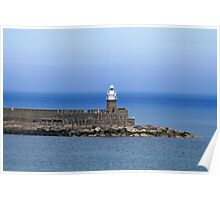 The Fishguard Lighthouse Poster