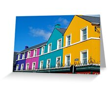 Colours of Kenmare Greeting Card