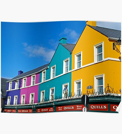 Colours of Kenmare Poster