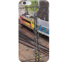 Trains and Tracks. iPhone Case/Skin