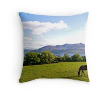 County Kerry Throw Pillow