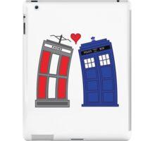 Timey Wimey True Love iPad Case/Skin