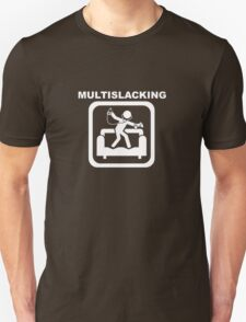Multislacking - White T-Shirt