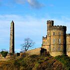 Edinburgh Old Prison by ljm000