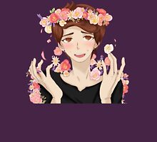Dan with flower crown Unisex T-Shirt