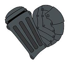Fullmetal Heart by MusicandWriting
