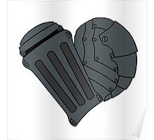 Fullmetal Heart Poster