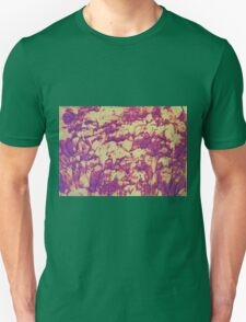 """""""Forest Fire No.3"""" original abstract artwork by Laura Tozer Unisex T-Shirt"""