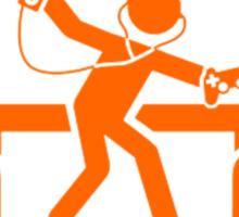 Multislacking - Orange Sticker