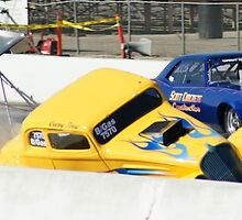 "Yellow ""SLAM / IMPACT"";Casey Treu; Summit Series Racer; Fomosa Raceway USA  by leih2008"