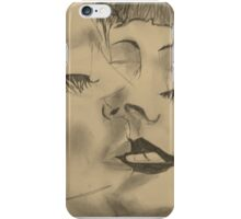 French Lovers iPhone Case/Skin