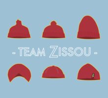 Hats of Team Zissou by Plego