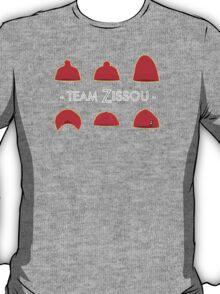 Hats of Team Zissou T-Shirt