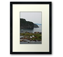 Salvage Framed Print
