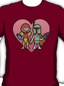 Bounty Hunter Love T-Shirt