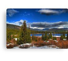 The Land of Fresh Air Canvas Print