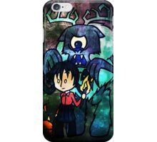 Don't Starve Willow and Deerclops iPhone Case/Skin
