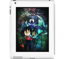 Don't Starve Willow and Deerclops iPad Case/Skin