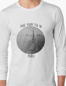 Paris! Long Sleeve T-Shirt