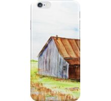 Meadow Shed iPhone Case/Skin