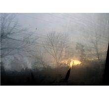 Dusk  Photographic Print