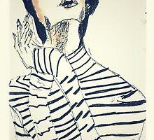 mod woman #1 by Tonia Mc Caskill
