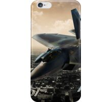 F-22 Raptor Fighter Jet iPhone Case/Skin