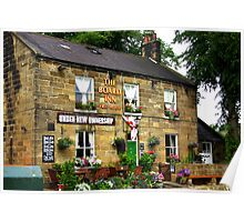 The Board Inn at Lealholme N.Yorks Poster