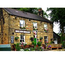 The Board Inn at Lealholme N.Yorks Photographic Print