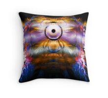 Spectral Divergence  080727.51.mv10 Throw Pillow