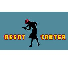 Detective Carter. Photographic Print
