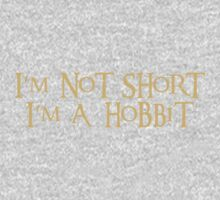 I'm a Hobbit Kids Clothes