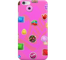 Crush addicts will love the design. iPhone Case/Skin