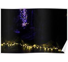 Grotto Lights Poster