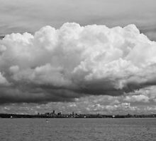 Cloud Over Vancouver by EvaMcDermott