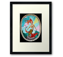 Guardian of the Ness Framed Print