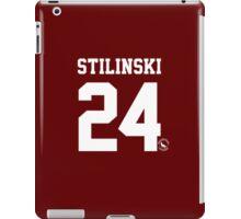 stiles stilinski  iPad Case/Skin
