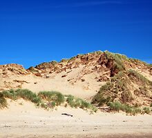 The dunes by Manuel Gonçalves