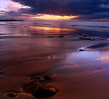 Orange Sands by Blackgull