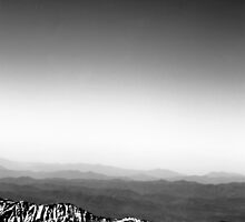 Afghanistan Mountains by amhollingsworth