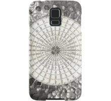 Wind Rose-Geographicus Anemographica-1650 Samsung Galaxy Case/Skin
