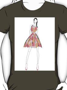 spring dress T-Shirt