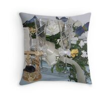 Remembering..... Throw Pillow