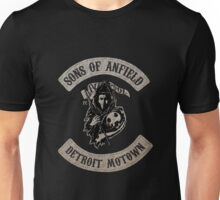 Sons of Anfield - Detroit Motown Unisex T-Shirt
