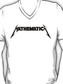 Mathematics Rock! by Tai's Tees T-Shirt
