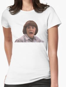 Coconut Head Womens Fitted T-Shirt