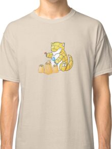 Sandshrews in the Sand Classic T-Shirt