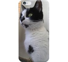 Who goes there ? iPhone Case/Skin