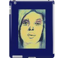 african woman #1 iPad Case/Skin